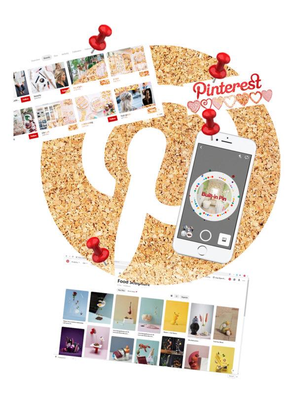 Label Experience : moodboard Pinterest pour le salon Création & Savoir-faire