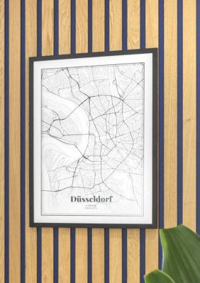 Label Experience: Focus sur plan Diisseldorf dans les bureaux de « Alter Solutions » à Versailles.