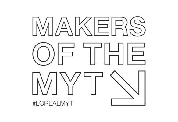 Label Experience : visuel de présentation des équipes du L'Oréal MYT