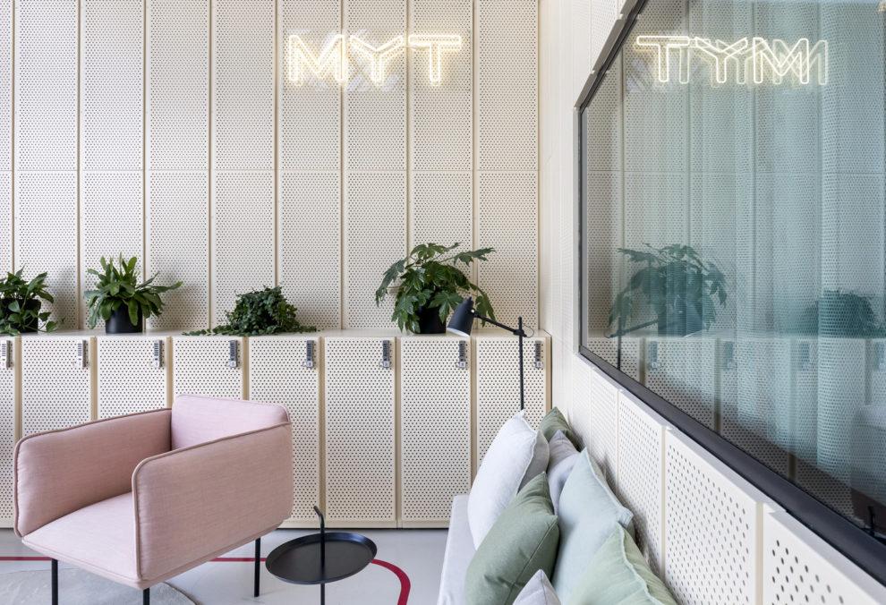 Label Experience : accueil du L'Oréal MYT le lab d'innovation à Aulnay-sous-bois