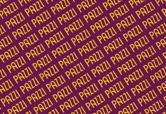 Label Experience : logo du restaurant Pazzi