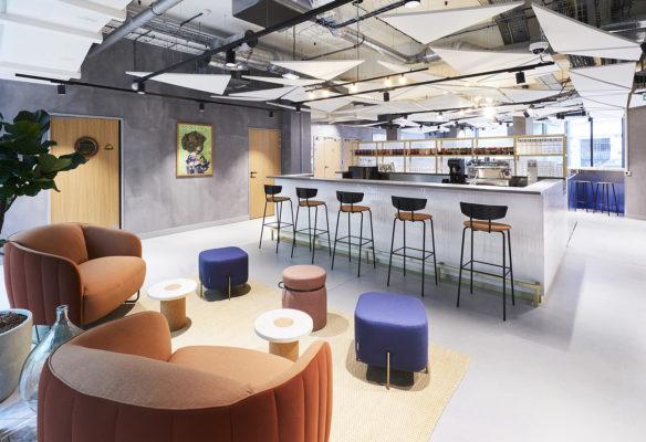 Label Experience : bar de RaiseLab dans le 11ème arrondissement de Paris