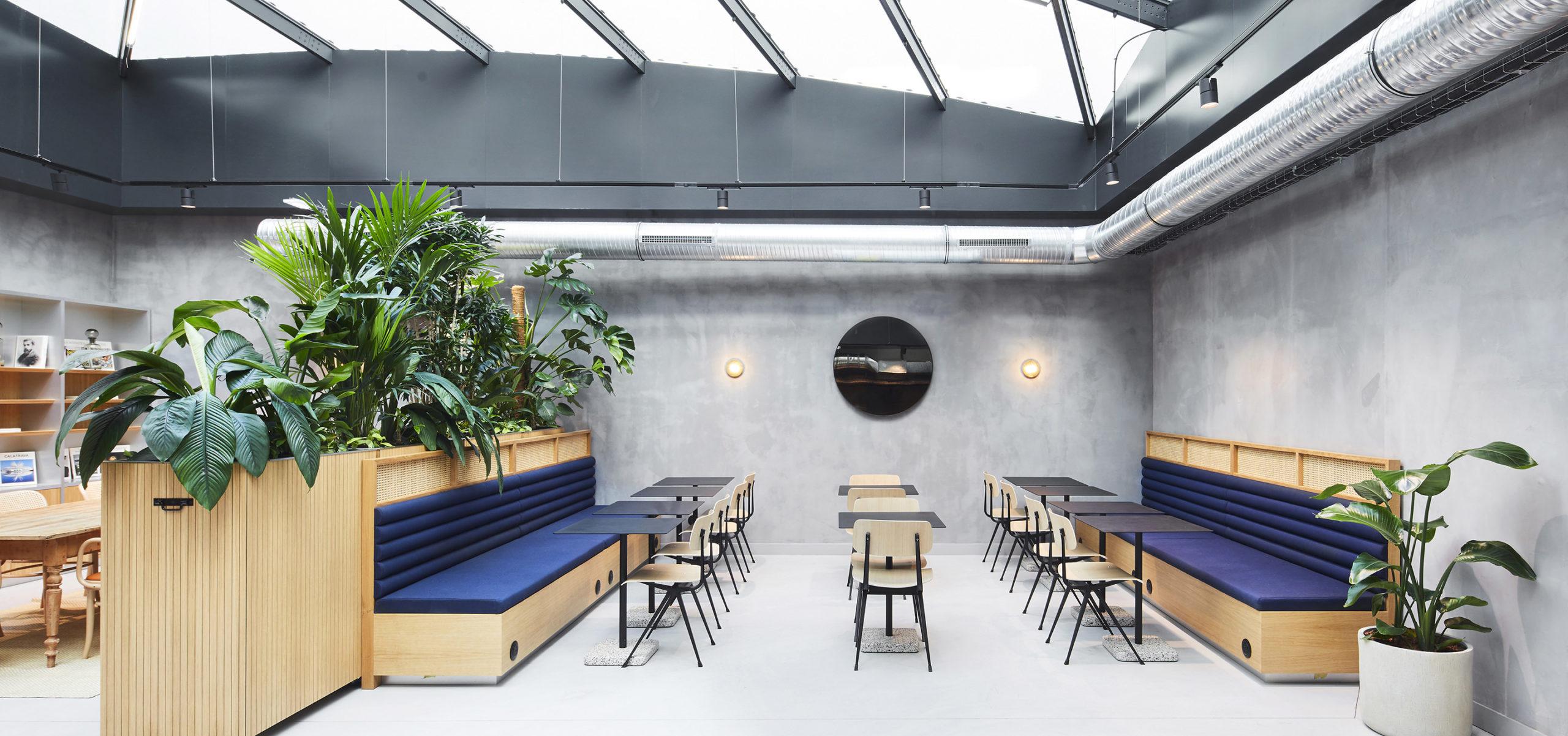 Label Experience : restaurant de RaiseLab dans le 11ème arrondissement de Paris