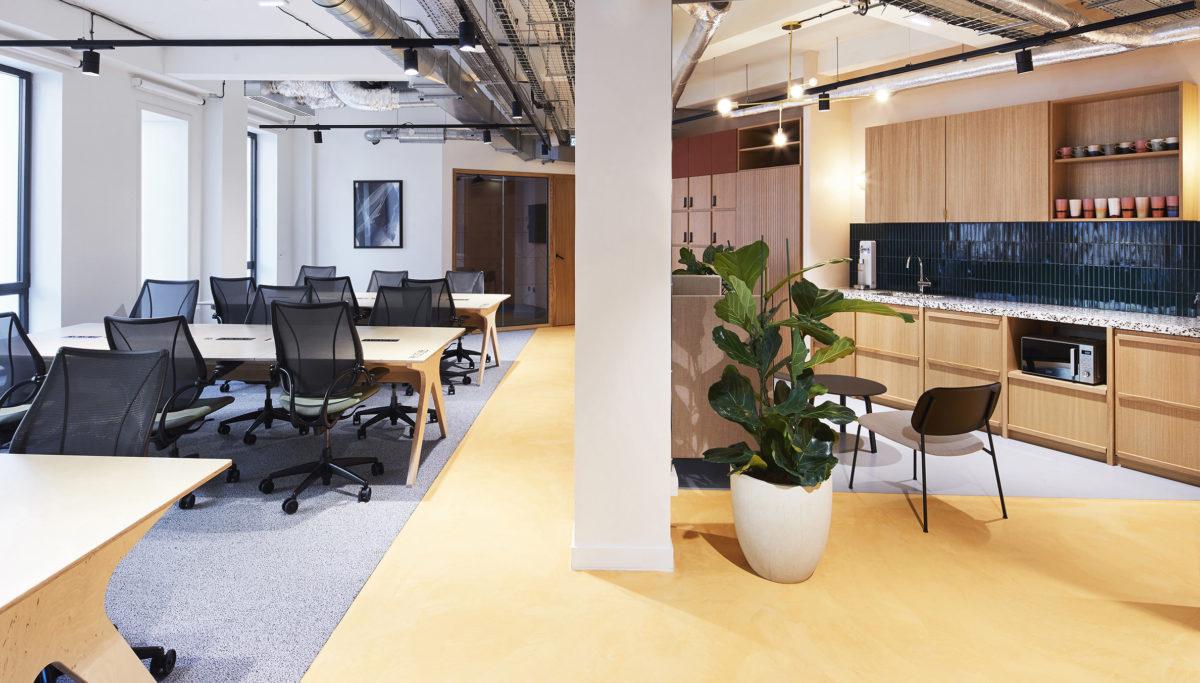 Label Experience : espace de coworking de Raiselab dans le 11ème arrondissement de Paris