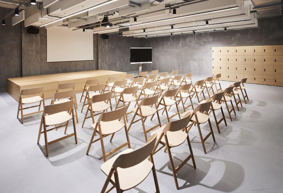 Label Experience : salle de conférence RaiseLab dans le 11ème arrondissement de Paris