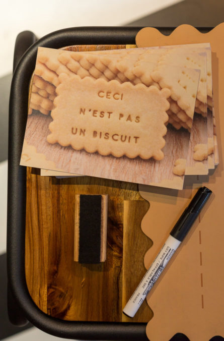 Label Experience: Focus sur goodies du pop-up « Shanty Biscuits » à Paris.