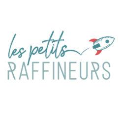Label Experience : logo en couleur Les Petits Raffineurs