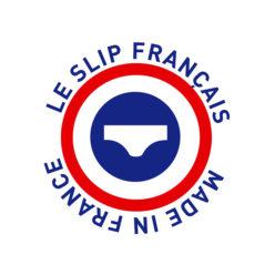 Label Experience : logo en couleur Le Slip Français