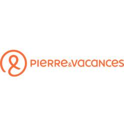 Label Experience : logo en couleur Pierre & Vacances