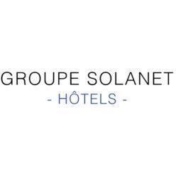 Label Experience : logo en couleur du Groupe Solanet Hôtels