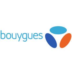 Label Experience : logo en couleur Bouygues