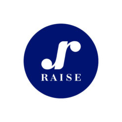 Label Experience : logo en couleur de Raise