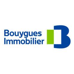 Label Experience : logo en couleur Bouygues Immobilier