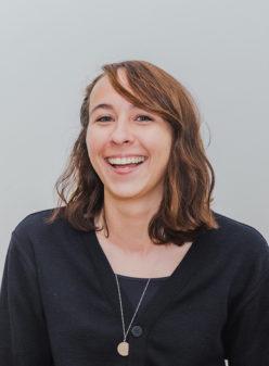 Label Experience : Camille membre de l'équipe Architecture d'intérieur