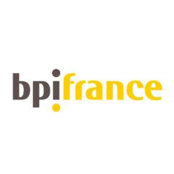 Label Experience : logo en couleur Bpifrance