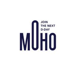 Label Experience : logo en couleur MoHo