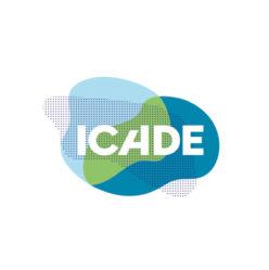 Label Experience : logo en couleur Icade