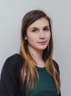 Label Experience : Margot membre de l'équipe Architecture d'intérieur