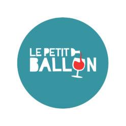 Label Experience : logo en couleur Le Petit Ballon