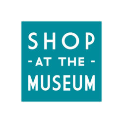 Label Experience : logo en couleur Shop at the Museum