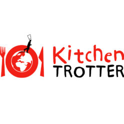 Label Experience : logo en couleur Kitchen Trotter