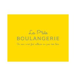 Label Experience : logo en couleur La P'tite Boulangerie