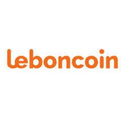 Label Experience : logo en couleur Leboncoin