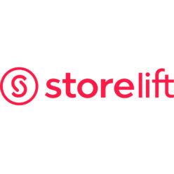 Label Experience : logo en couleur Storelift