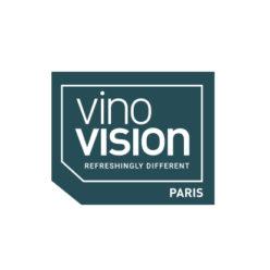 Label Experience : logo en couleur Vino Vision