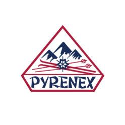 Label Experience : logo en couleur Pyrenex