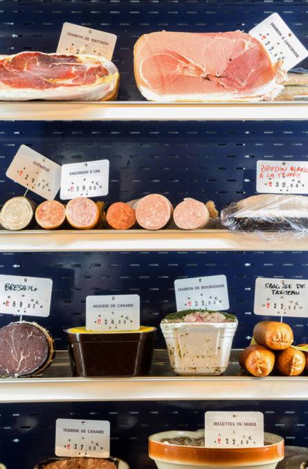 Label Experience : de la viande fraîche dans la boucherie Bidoche à Paris dans le quartier d'Oberkampf