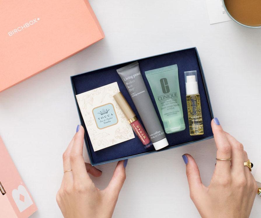 Label Experience : focus sur une box de cosmétique Birchbox