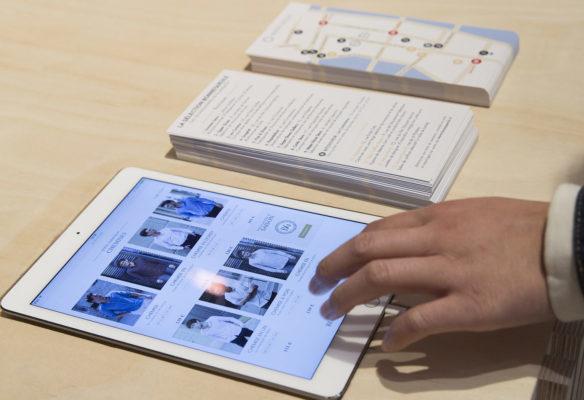 Label Experience : zoom sur l'espace digital dans la boutique BonneGueule à Lyon