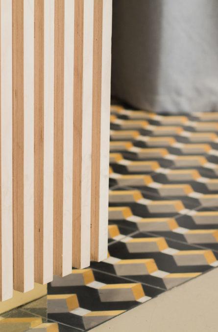 Label Experience : focus sur les patterns graphiques dans la boutique BonneGueule à Lyon