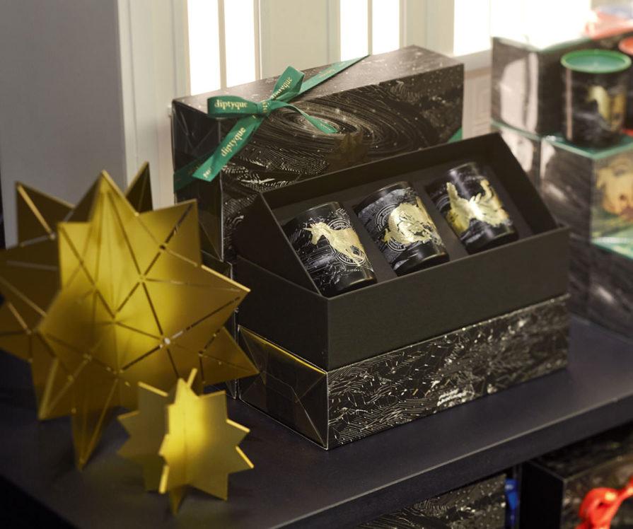 Label Experience : focus sur les bougies Diptyque constellation