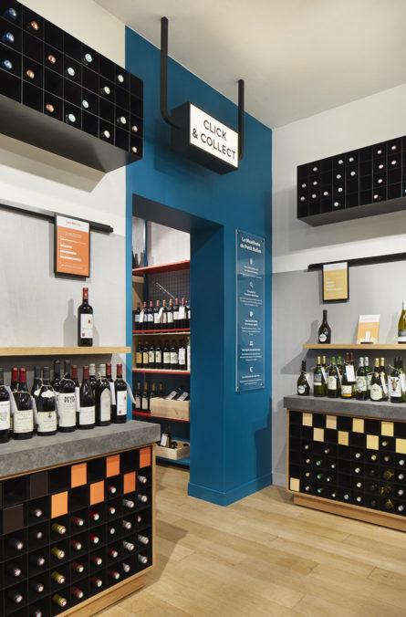 Label Experience : espace click & collect dans la boutique Le Petit Ballon à Paris