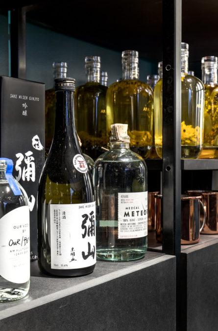 Label Experience : Les Raffineurs concept store Paris Bastille vins et spiritueux
