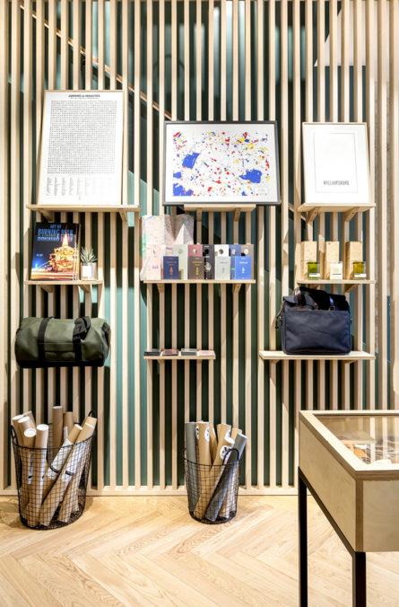 Label Experience : Les Raffineurs concept store Paris Bastille espace vente lifestyle
