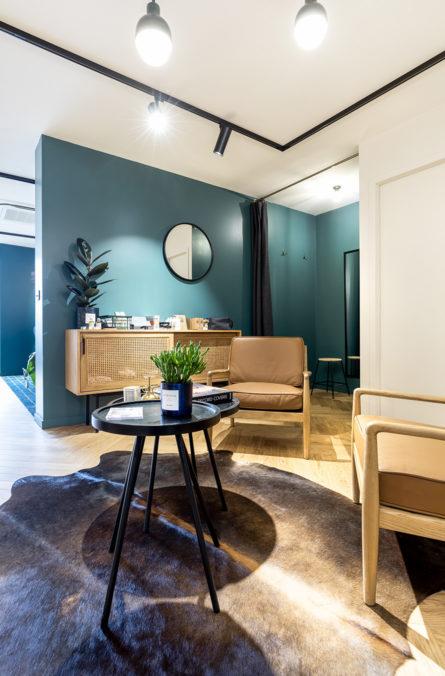 Label Experience : Les Raffineurs concept store Paris Bastille vente meubles maison