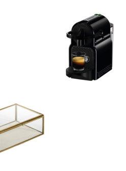 Label Experience : machine à café Nespresso noir sur notre catalogue Movable