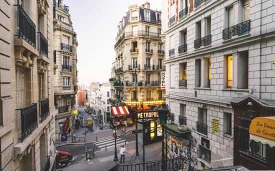 Label Experience : vue de Paris pour notre offre de parcours thématique et sur-mesure Label Tour