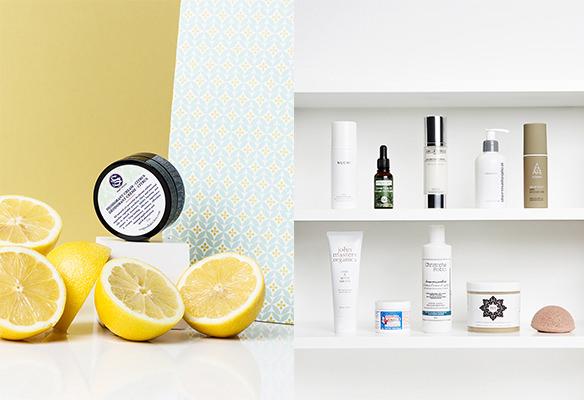 Label Experience : packshot de soins Oh My Cream au citron
