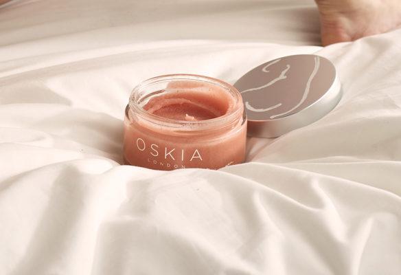 Label Experience : packshot des cosmétiques Oskia