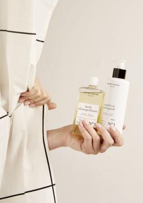 Label Experience : photo des produits de douche Oh My Cream