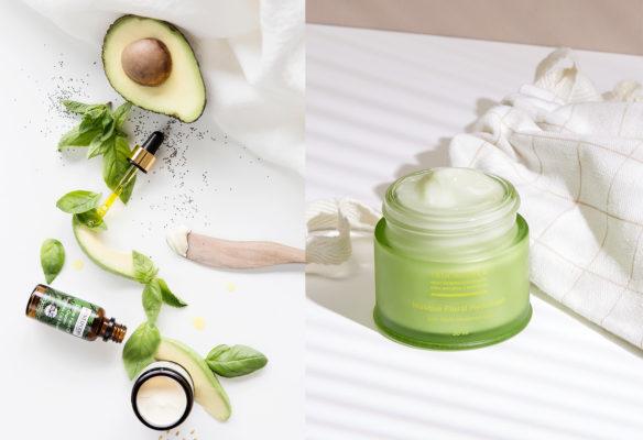 Label Experience : packshot de soins Oh My Cream à l'avocat