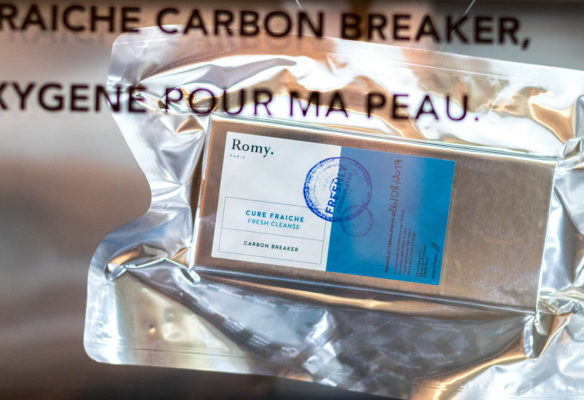 Label Experience: Capsule certifié « fresh » du pop-up store « Romy » au Chesnay.
