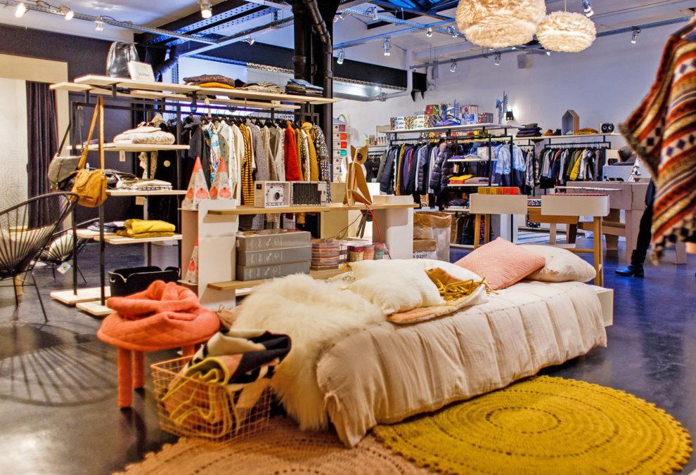 Label Experience : mobilier de chambre en vente dans l'espace maison de la boutique Smallable à Paris
