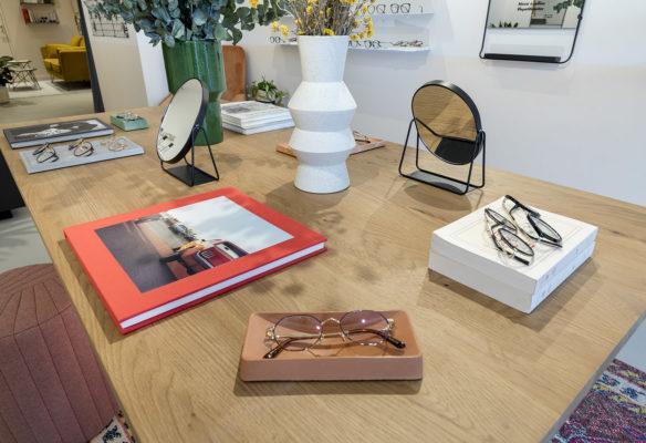 Label Experience : comptoir de vente de la boutique Le Petit Lunetier à Paris