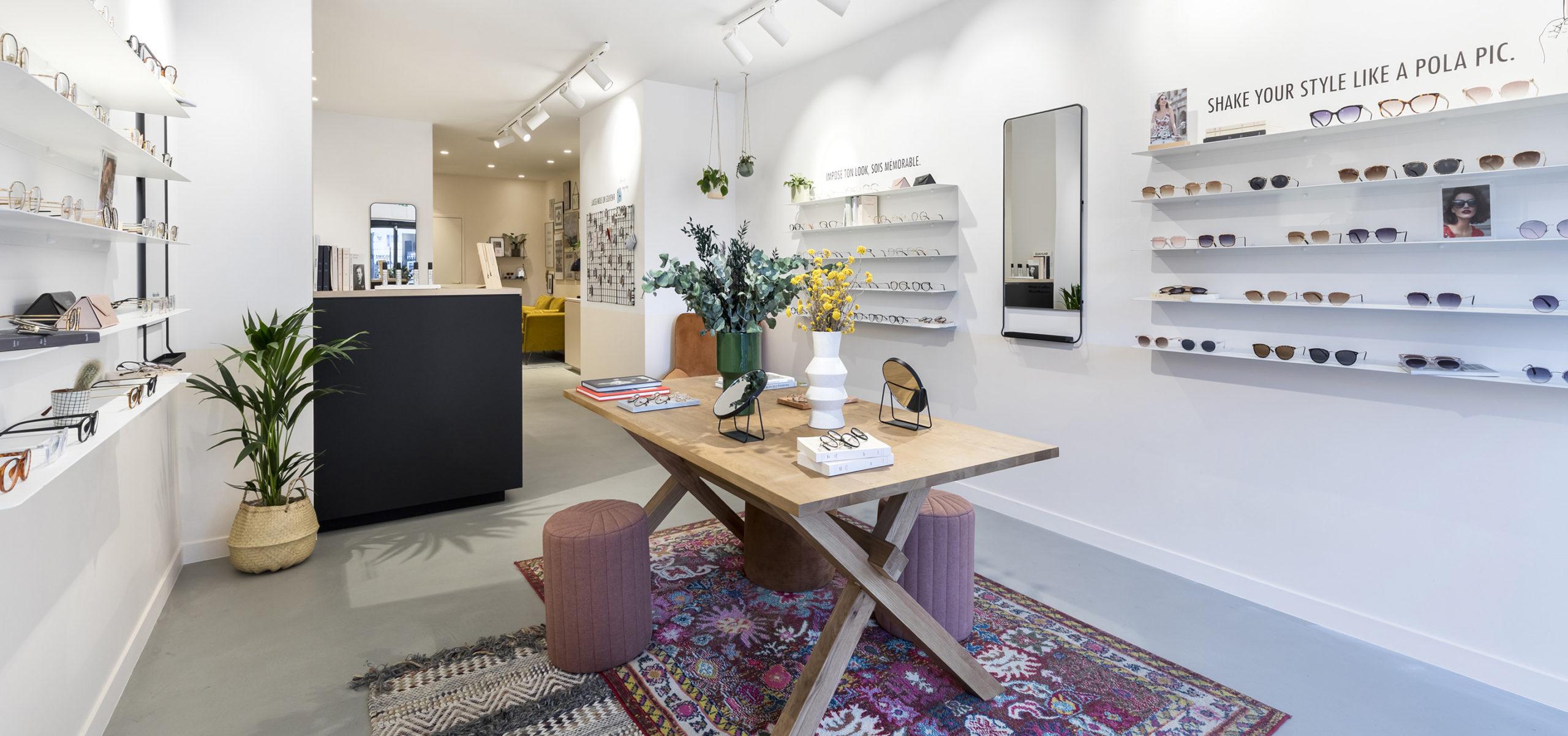 Label Experience : aperçu de la boutique Le Petit Lunetier à Paris