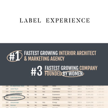 classement Financial Times Label Experience